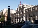 La Moneda.