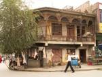 Dans la vieille ville ouighour