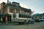 Besisahar est le terminal des bus