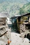 Le village de Syanje