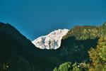 Lamjung Himal (6932m) depuis Chame