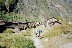 Certains villages ont un faux air de Valais