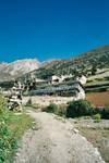 L'arrivée à Ghyaru, 3670 m