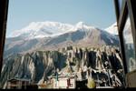 Encore mieux avec la fenêtre ouverte - l'Annapurna III - 7555 m