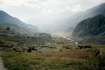 Manang et la vallée de la Marsyangdi