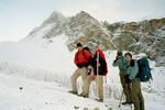 Nous dépassons l'altitude du Mont-Blanc