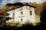 Une partie du monastère