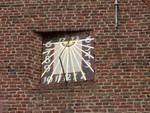 Un cadran solaire d'époque à Utrecht
