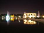 Le parc Shah Goli de Tabriz