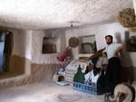 L'intérieur d'une maison troglodytique de Kandovan