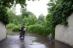 Het regent, het regent....