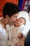 Erin en tante Diana.