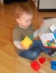 Wat is leuker, de doos of het speeltje?