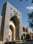 La medrassa Nadir Divanbegi à Bukhara