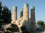 Char Minar à Bukhara