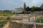 Romeinse overblijfselen in Vaison la Romanie.