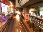 Siam Square de nuit