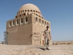 Le mausolée du sultan Sanjar à Merv