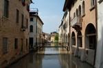 Treviso est surnommée la petite Venise.