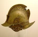 Un casque de Conquistador