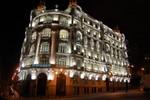 Madrid de nuit est splendide. Madrid bij nacht.