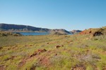 Bushwalking autour de Lake Argyle